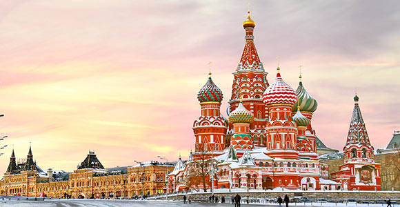 Moscow- A Memorable Trip to Russia's Vibrant City